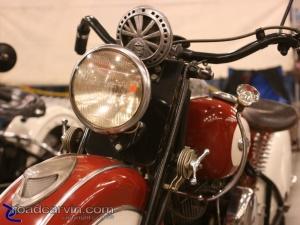 2008 Arlen Ness Bike Show - Vintage Indian - Front