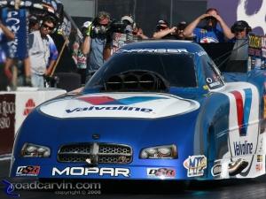 2008 Infineon NHRA - Jack Beckman - Pedal Down