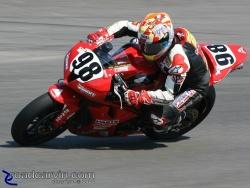 2008 AMA Finale - Jake Zemke - Honda  CBR600RR