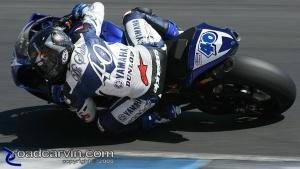 2008 AMA Test - Jason DiSalvo - Railing Turn 9