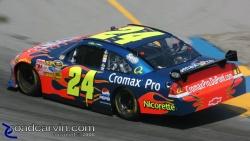 2008 NASCAR - Infineon Raceway - Jeff Gordon - Turn 4a