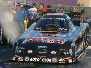 2008 Infineon NHRA - John Force - Out of the Box
