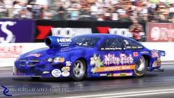 2009 Fram Autolite NHRA Nationals - Johnny Gray