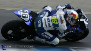 2008 AMA Test - Josh Herrin Turn 3
