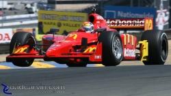 2008 Sonoma Grand Prix - Justin Wilson - Turn 2