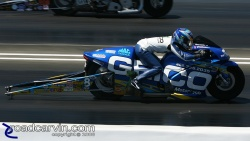 2008 Infineon NHRA - Karen Soffer - Top Qualifier