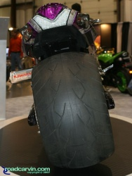 2007 Cycle World IMS - Kawasaki ZX-14 Custom - Rear Tire
