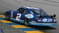 2008 NASCAR - Infineon Raceway - Kurt Bush Turn 4a