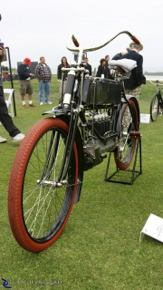 1904 Fabrique National: 1904 Fabrique National 360cc Type A Four.