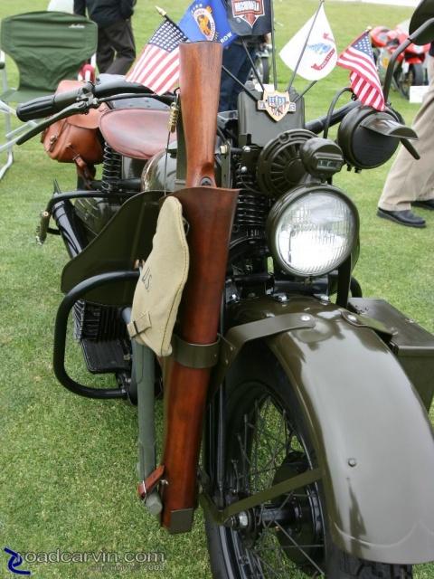2008 LOTM - 1942 Harley-Davidson XA