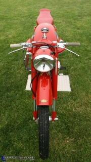 1958 MV Agusta Disco Volante: An excellent example of the 1958 MV Agusta 175cc Disco Volante.