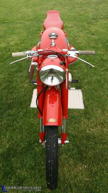 2008 LOTM - 1958 MV Agusta Disco Volante