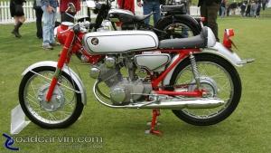 2008 LOTM - 1962 Honda CR93 125cc