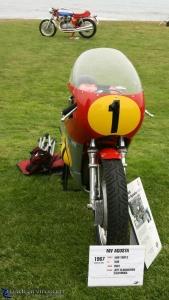 2008 LOTM - 1967 MV Agusta 500cc Triple