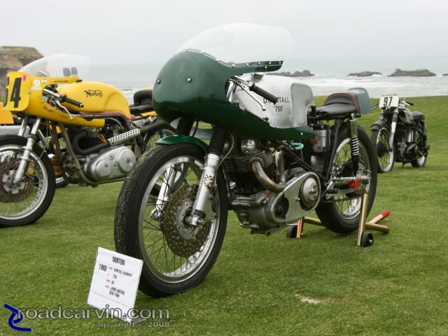 2008 LOTM - 1968 Norton Dunstall 750