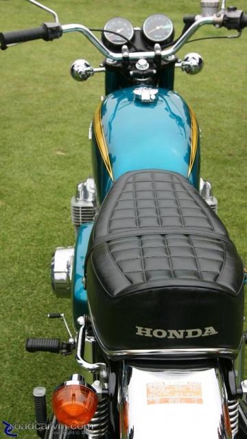 2008 LOTM - 1969 Honda CB750