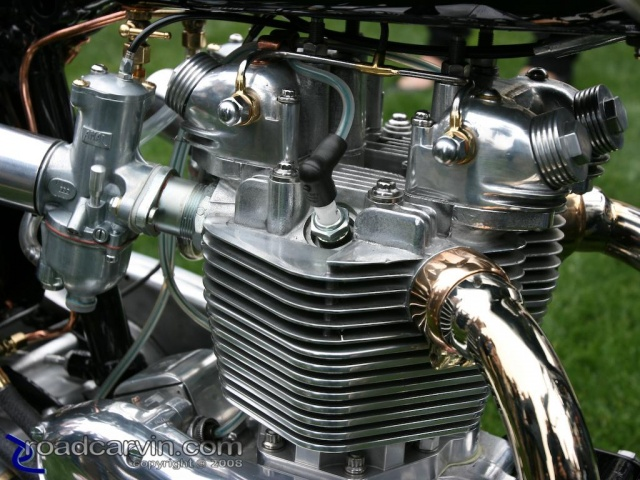 2008 LOTM - Bullet Falcon Engine