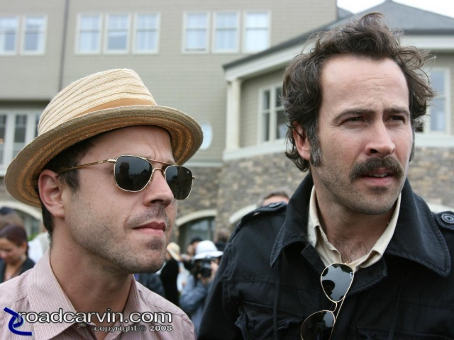 2008 LOTM - Giovanni Ribisi & Jason Lee