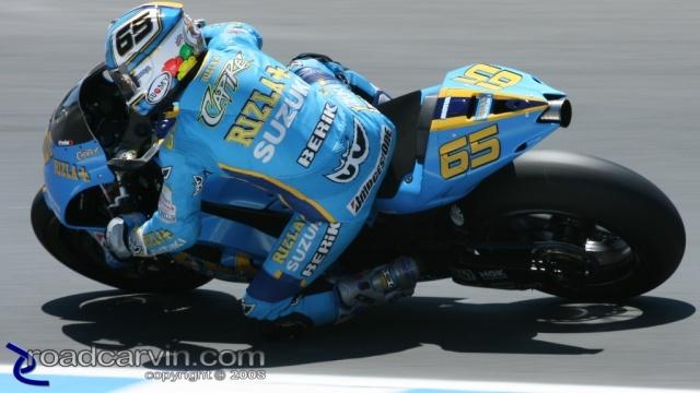 2008 MotoGP - Loris Capirossi - Friday Practice