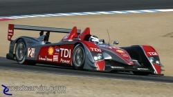 2008 Monterey Sports Car Championship - Luhr/Werner - Turn 5