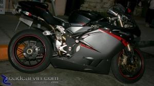 2008 MotoGP - Cannery Row - MV Agusta F4