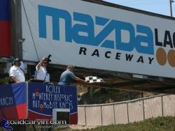 2008  Rolex Monterey Historic Races - Mario Andretti Checkered Flag