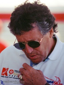 Mario Andretti - Candid