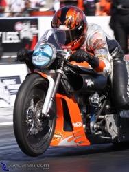 2009 Fram Autolite NHRA Nationals - Matt Hines Wheelie
