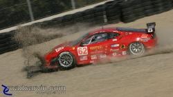 2008 Monterey Sports Car Championships - Melo/ Salo Ferrari - Turn 8 (II)