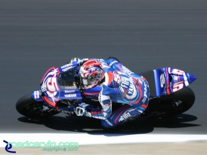 Friday Photo - MotoGP Edition - Colin Edwards