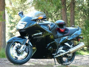 1998 CBR1100XX At Mt. Zion