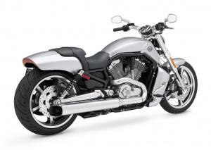 2009 Harley-Davidson - VRSCF V-Rod Muscle - Right Rear
