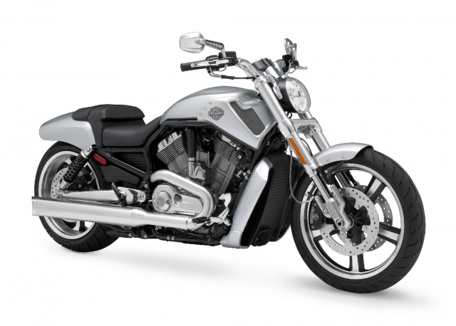 2009 Harley-Davidson - VRSCF V-Rod Muscle - Right Front