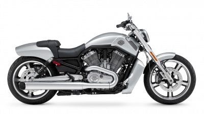 2009 Harley-Davidson - VRSCF V-Rod Muscle: 2009 VRSCF V-Rod Muscle with bold styling.