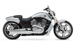 2009 Harley-Davidson - VRSCF V-Rod Muscle - Side View