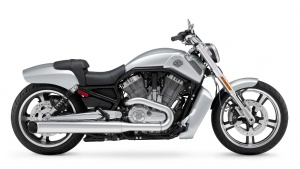 2009 Harley-Davidson - VRSCF V-Rod Muscle - Side View