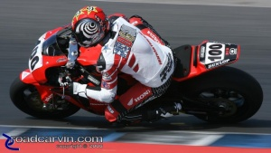 2008 AMA Test - Neil Hodgson Turn 5