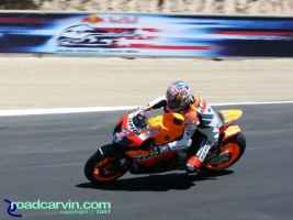 2007 Red Bull U.S. Grand Prix MotoGP - Nicky Hayden (I): Nicky Hayden - #1 what else is there to say...