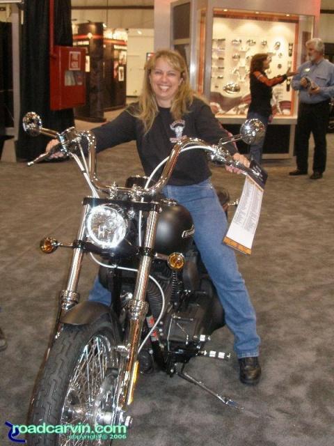 Harley-Davidson Softail Night Train - Happy Rider