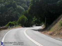 Quick Ride - Palomares Canyon Road (I)