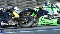 2008 AMA Finale - Close Pass - Peris & Szoke