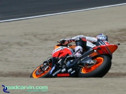 2007 Red Bull U.S. Grand Prix MotoGP - Nicky Hayden Turn 10