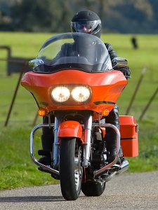 2009 Harley-Davidson Road Glide: Photo by Kevin Wing