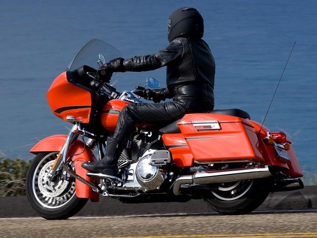 2009 Harley-Davidson Road Glide - Left Side