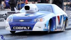 2009 Fram Autolite NHRA Nationals - Ron Krisher - Wheelie