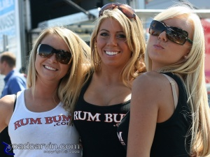 2008 Sonoma Grand Prix - Rum Bum Girls