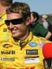 2008 Monterey Sports Car Championships - Ryan Briscoe - Portrait