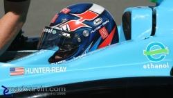 2008 Sonoma Grand Prix - Ryan Hunter-Reay - Pit Lane
