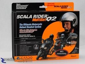Cardo Systems - SCALA RIDER Multiset Q2