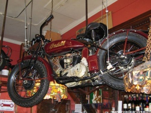 1924 Indian motorcycle